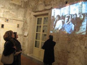 """ÈSicilia 1968/2008, lo spirito del tempo"""" - Un'immagine dell'inaugurazione"""
