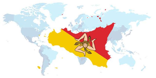 Sicilia nel mondo