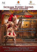 """""""Sicilian puppet shows"""""""