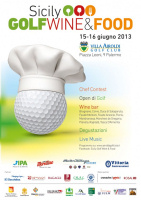 """Sicily Golf Wine & Food"""