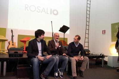 Tony Siino, Massimo Minutella e Maurizio Carta
