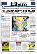 """""""Silvio indagato per mafia"""""""