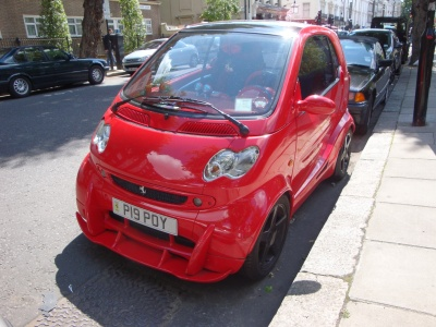 Smart o Ferrari?