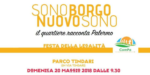 """""""Sono Borgo Nuovo"""""""