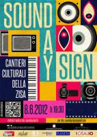 """Sound Day Sign"""