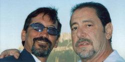 Tony Sperandeo e Luigi Maria Burruano
