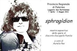 """Giacinta Giacopello Pumilia - """"Sphragìdion"""""""