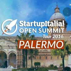 """StartupItalia! Open Summit Tour"" 2016"