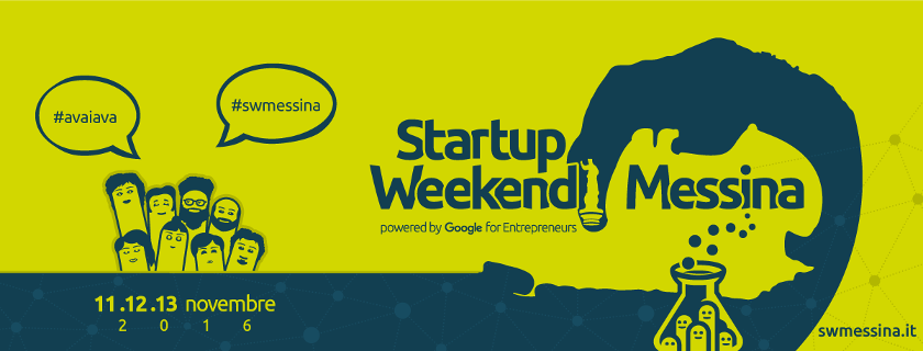 """Startup Weekend Messina"""