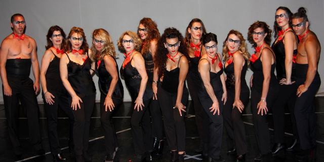 Stiletto dance: essere femminili e sensuali danzando su un paio di tacchi a spillo