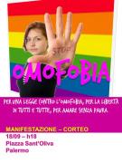 """""""Stop omofobia"""""""