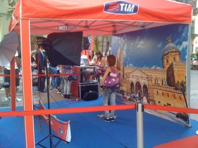 """Liveblog di """"TIM6tu"""" a piazzetta Bagnasco"""