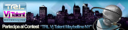 """TRL Vj Talent Maybelline New York"""
