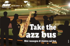 """Take the jazz bus"""