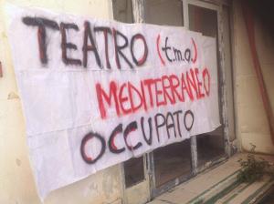Nasce il Teatro Mediterraneo occupato alla Fiera