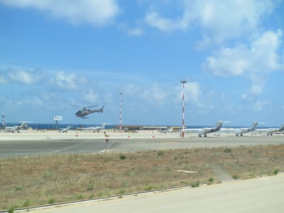 """""""The Camp"""" di Google in Sicilia, foto dei jet dei partecipanti a Palermo"""