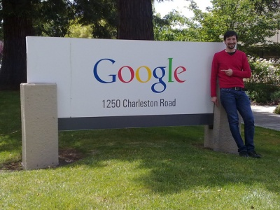 Tony Siino da Google