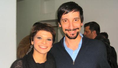 Tony Siino e Alessandra Amoroso
