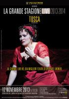 """""""Tosca"""" al cinema oggi anche a Palermo"""