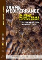 """""""Trame Mediterranee - Arti, popoli, culture"""""""