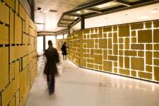 Un'immagine del progetto per l'aeroporto di Palermo