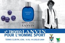 """Trofeo Lanvin"""
