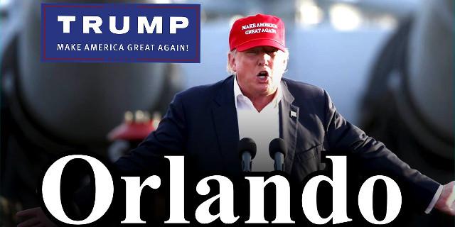 Trump a Orlando