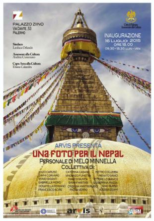"""""""Una foto per il Nepal"""""""