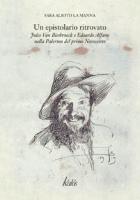 "Sara Alioto La Manna - ""Un epistolario ritrovato"""