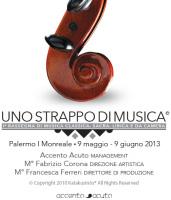 """""""Uno strappo di Musica"""""""