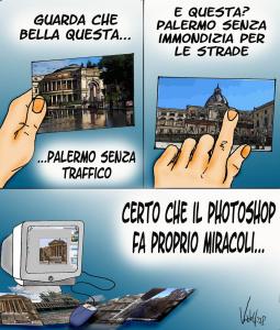 Palermo e Photoshop