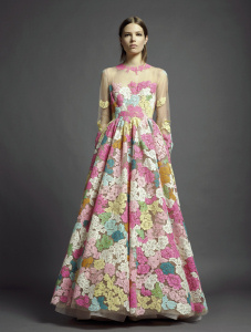La collezione primavera di Valentino alla boutique Giglio