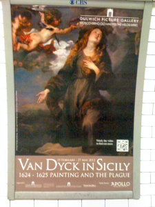 """Van Dyck in Sicily: Painting and the Plague, 1624 – 25"""
