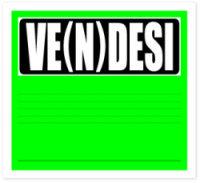 """""""Ve(n)desi"""""""