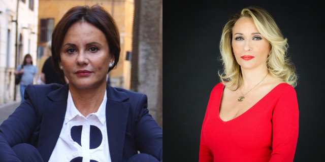 Arresti Trapani, ripercussioni a Palermo: indagate Simona Vicari e Marianna Caronia