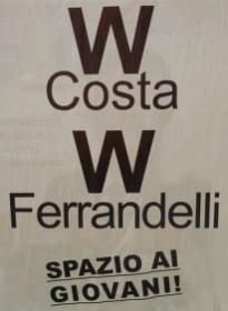 «W Costa W Ferrandelli SPAZIO AI GIOVANI!»