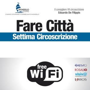 Wi-Fi gratuito in piazza a Mondello