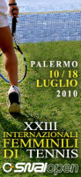 """XXIII """"Internazionali femminili di tennis"""""""
