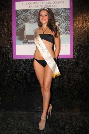 Ylenia Lo Meo è Miss Glitz'n Glamour 2014