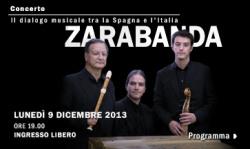 """""""Zarabanda - El diálogo musical entre España e Italia"""""""