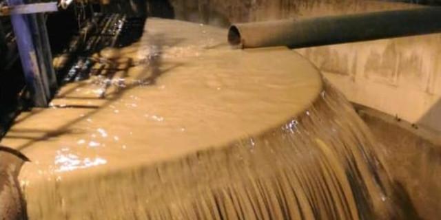 Torbidità delle acque per il maltempo, possibile stop all'erogazione idrica