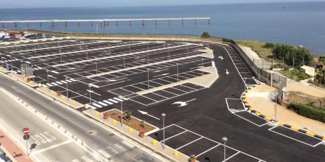 Attivo il nuovo sistema di parcheggi in aeroporto