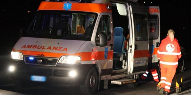 Incidente in via Libertà, le urla dei feriti allarmano il quartiere