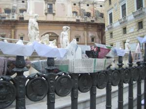 Barchette a piazza Pretoria