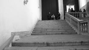 Barriere architettoniche all'Albergo delle Povere