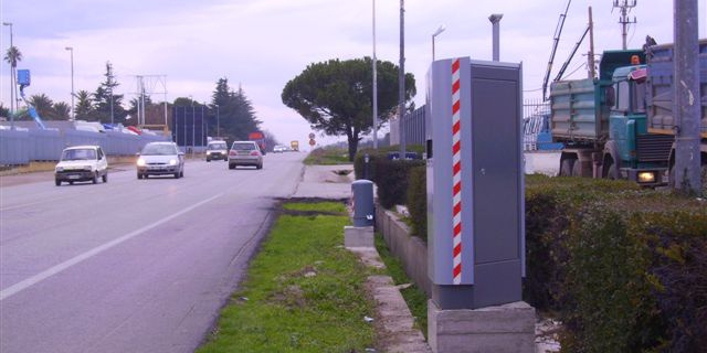 Da giugno quattro nuovi autovelox su viale Regione Siciliana