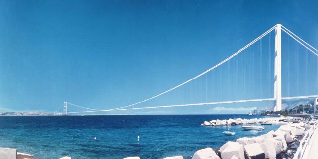 Il ponte più solido d'Italia......che mai cadrà!