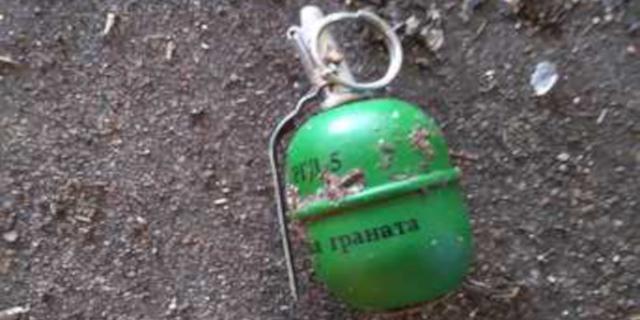 Bomba a mano trovata a Bellolampo tra i rifiuti