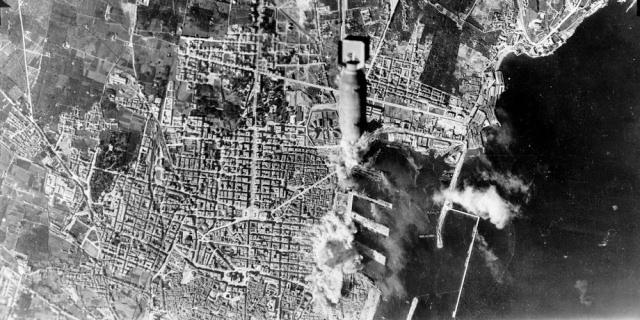 Palermo sotto le bombe, 9 maggio 1943
