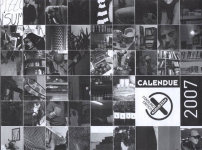 Calendario 2007 Addiopizzo